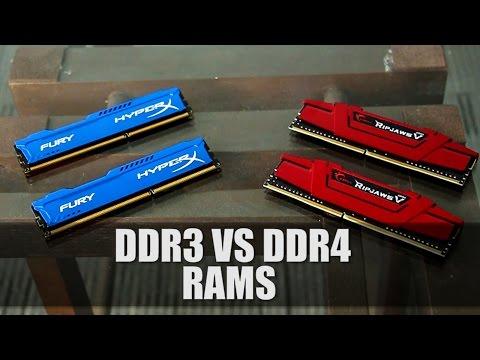 DDR3 VS DDR4 RAM's - [Tagalog]