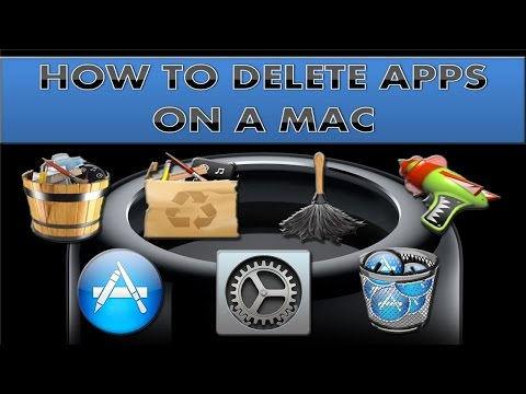 How to uninstall application/Program from Mac? 3 methods