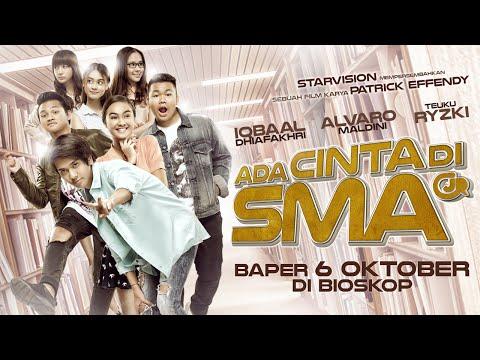 Xxx Mp4 ADA CINTA DI SMA Official Trailer Tayang 6 Oktober 2016 3gp Sex