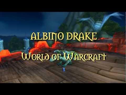 WoW | Albino Drake Mount