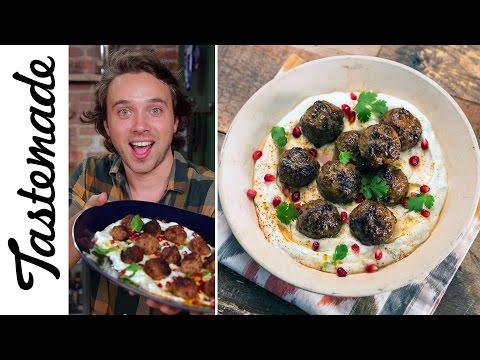 Delightfully Zesty Lamb Meatballs | The Tastemakers-Frankie Celenza