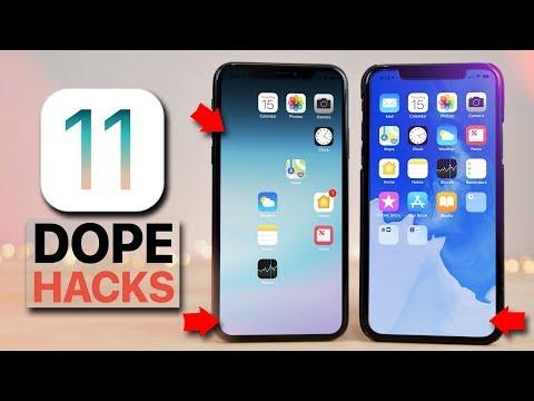 11 Dope iPhone Hacks in iOS 11! Part 2