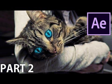 GOT White Walker Cats - After Effects Tutorial Part 2/2
