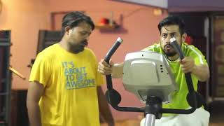 Bekaar Films   Different types of people you will find at the Gym