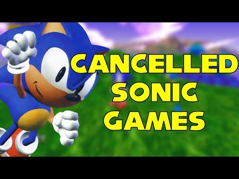 Cancelled Sonic Games - Diamondbolt
