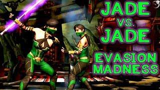 Assassin Jade Challenge (HARD) in MKX Mobile. EPIC JADE vs. JADE BOSS BATTLE.