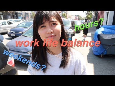 Work life balance as a Software Engineer? I answer your questions while we get coffee //helloMayuko