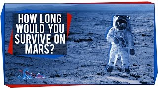 How Long Would You Survive on Mars?