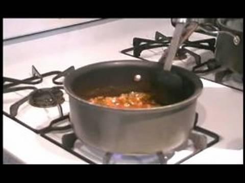 How To Cook Spanish Chicken & Rice : Preparing Sofrito for Spanish Chicken & Rice
