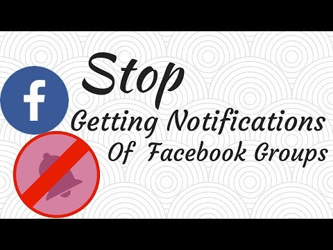 How To Stop Getting Notifications In Facebook Groups On Android