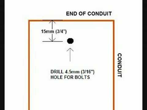 HOW TO BUILD A SNOWBOARD JIB / RAIL