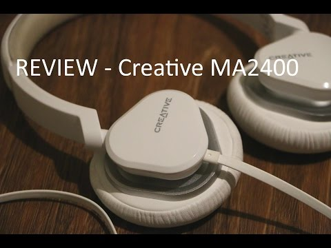 Review - Creative HITZ MA2400