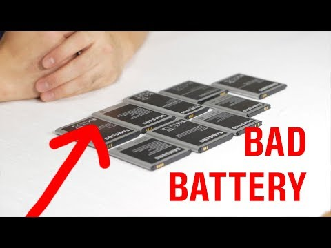Is It Safe to Keep Old Smartphone Batteries