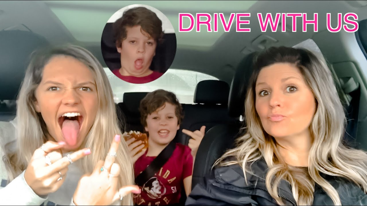 DRIVE WITH US!