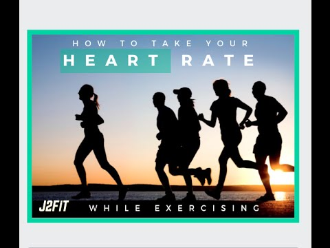 How To Take Your Heart Rate While Exercising: Determine Your Proper Heart Rate Zone