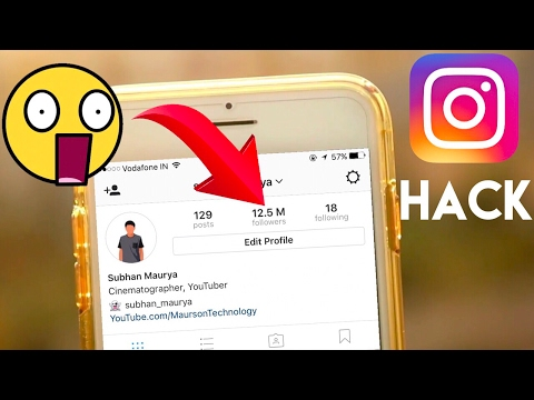 Trick To Get Unlimited Instagram Followers & Likes 2017! [UPDATE]