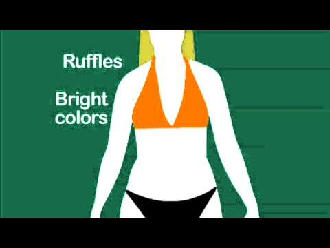 How To Get Swimsuits For Pear Body Shape