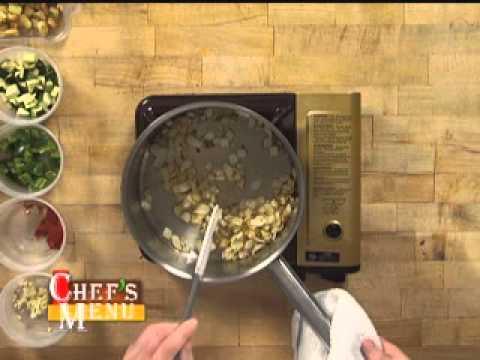 Chef's Menu - Ratatouille