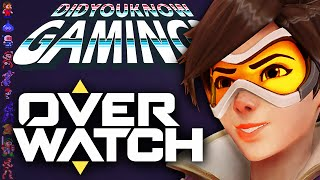 Overwatch - Did You Know Gaming? Feat. MatPat of Game Theory