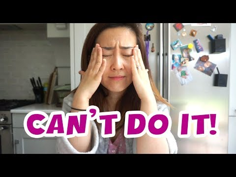 I Can't Do It!
