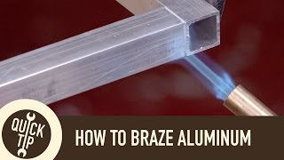 How To Weld Aluminum Without A Welder