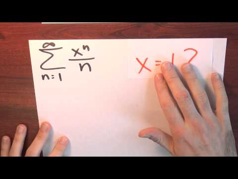 How complicated might the interval of convergence be? - Week 5 - Lecture 3 - Sequences and Series