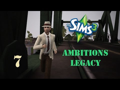 Sims 3 | Ambitions Legacy - Part 7: Are You Kidding Me??