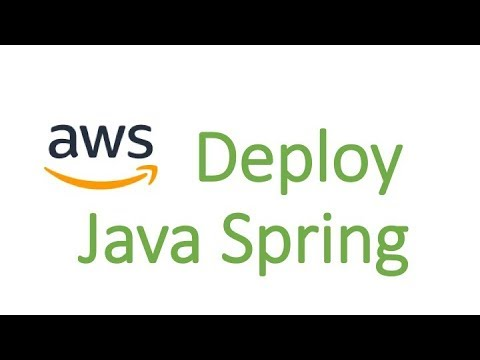 #2 AWS CodeStar | Deploy Java Spring webapp on AWS