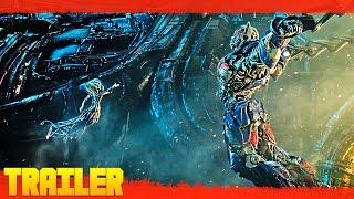 Transformers 5: El último caballero (2017) Tráiler Oficial #3 Español Latino
