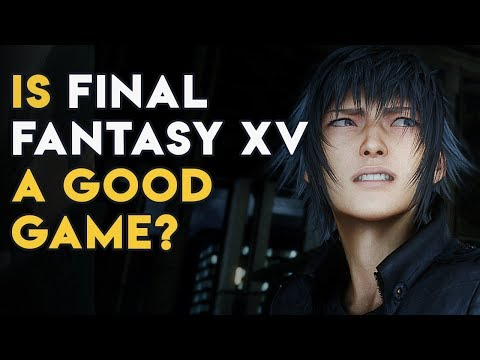 Final Fantasy XV Review - Is FFXV A Good Game?