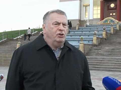 В.В. Жириновский - Приговор Тимошенко - справедлив