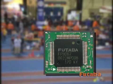 Futaba 6EX 6-Channel 2.4GHz Transmitter-Receiver