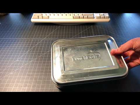 Lunchbots Bento Trio Lunchbox Review - Best Stainless Steel Lunch Box
