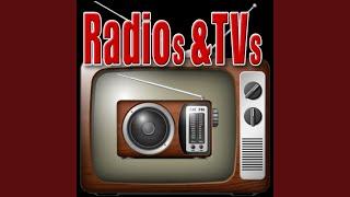 Radio, Vintage - Small Old Transistor Radio, Circa 1970: Switch On, Tune Across Am Band, Switch...