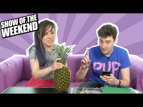 Show of the Weekend: Nintendo Labo and Ellen's Pineapple Papercraft Puzzle