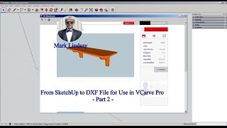 DXF to Finished Part Workflow – How I Do It with VCarve Pro