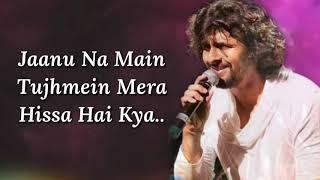 Apnaa Mujhe Tu Lagaa Lyrics   Sonu Nigam   Aftab Shivdasani, Tia Bajpai   Shakeel Azmi   Chirantan B