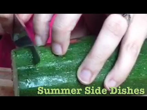 Periscope - Yummy Zucchini Side Dish