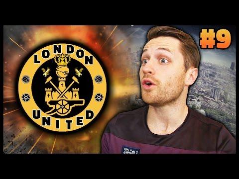 LONDON UNITED! #9 - Fifa 15 Ultimate Team