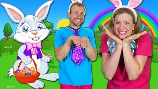 Easter Bunny Bop and More Kids Songs! Children