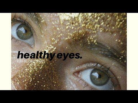 healthy eyes ❋ kiki subliminals