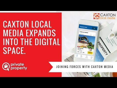 Caxton Local Media expands into the digital space