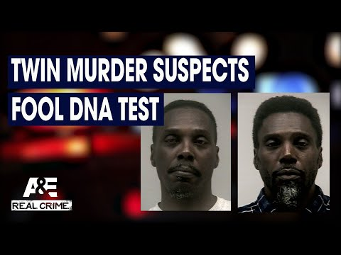 Real Crime: Twin Murder Suspects Fool DNA Test | A&E
