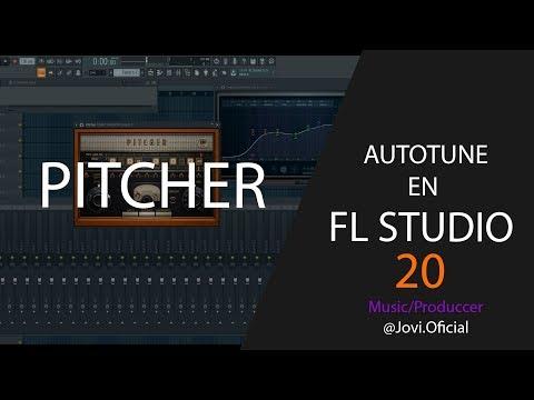 Autotune en FL STUDIO 20 (Pitcher)