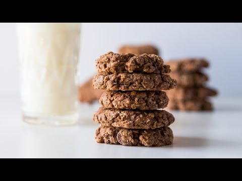 Double Chocolate Oatmeal Cookies | May Cookie of the Month