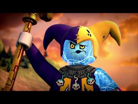 LEGO NEXO KNIGHTS - Battle Suits Field