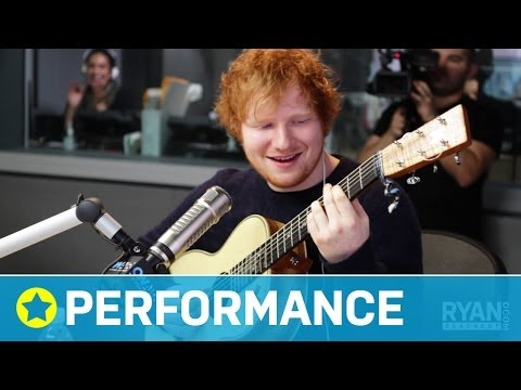 Ed Sheeran Covers Beyoncé's 'Drunk In Love' I Performance I On Air with Ryan Seacrest