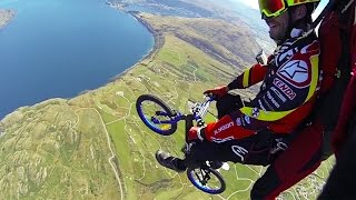 Skydive over Queenstown with a kid