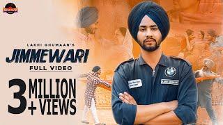 Jimmewari | Lakhi Ghumaan | Parrav Virk | Virk Badanpuriya | New Punjabi Songs 2019