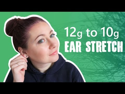 10g Ear Stretch